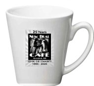 25th anniv coffee mug