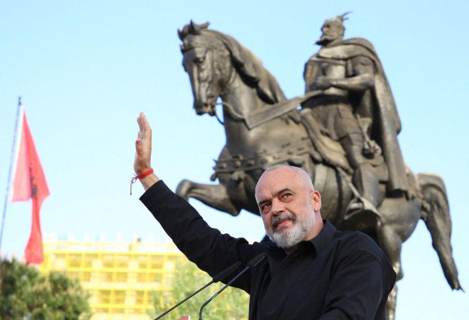 Albanian PM Edi Rama retains mandate: Good News for EU integration - New  Delhi Times - India Only International Newspaper
