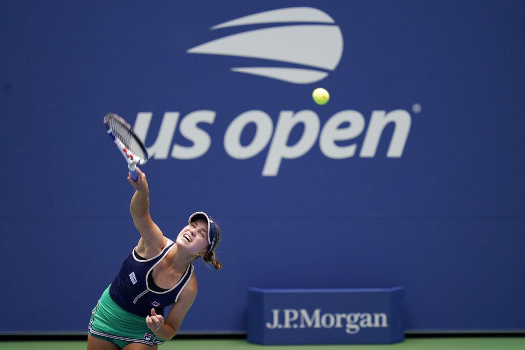 US Open: Djokovic advances, Pliskova eliminated