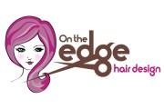 9 hair salon logo design