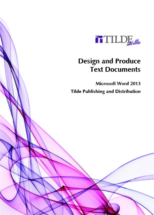 page designs for word