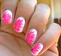 Nail Art For Pink And White ~ the best inspiration for ...