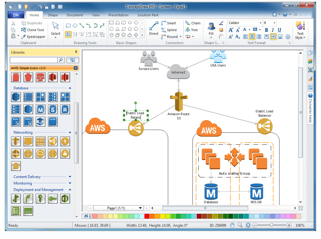tool to create architecture diagram jboss 15 software icon images enterprise