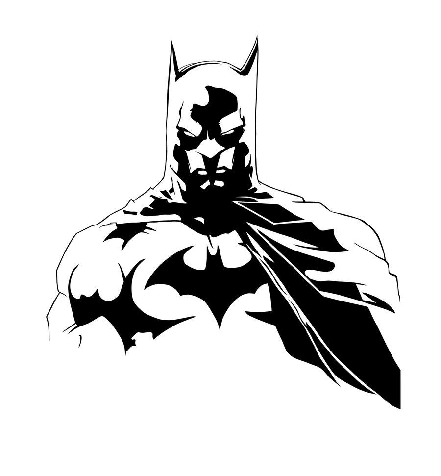 12 batman vector art