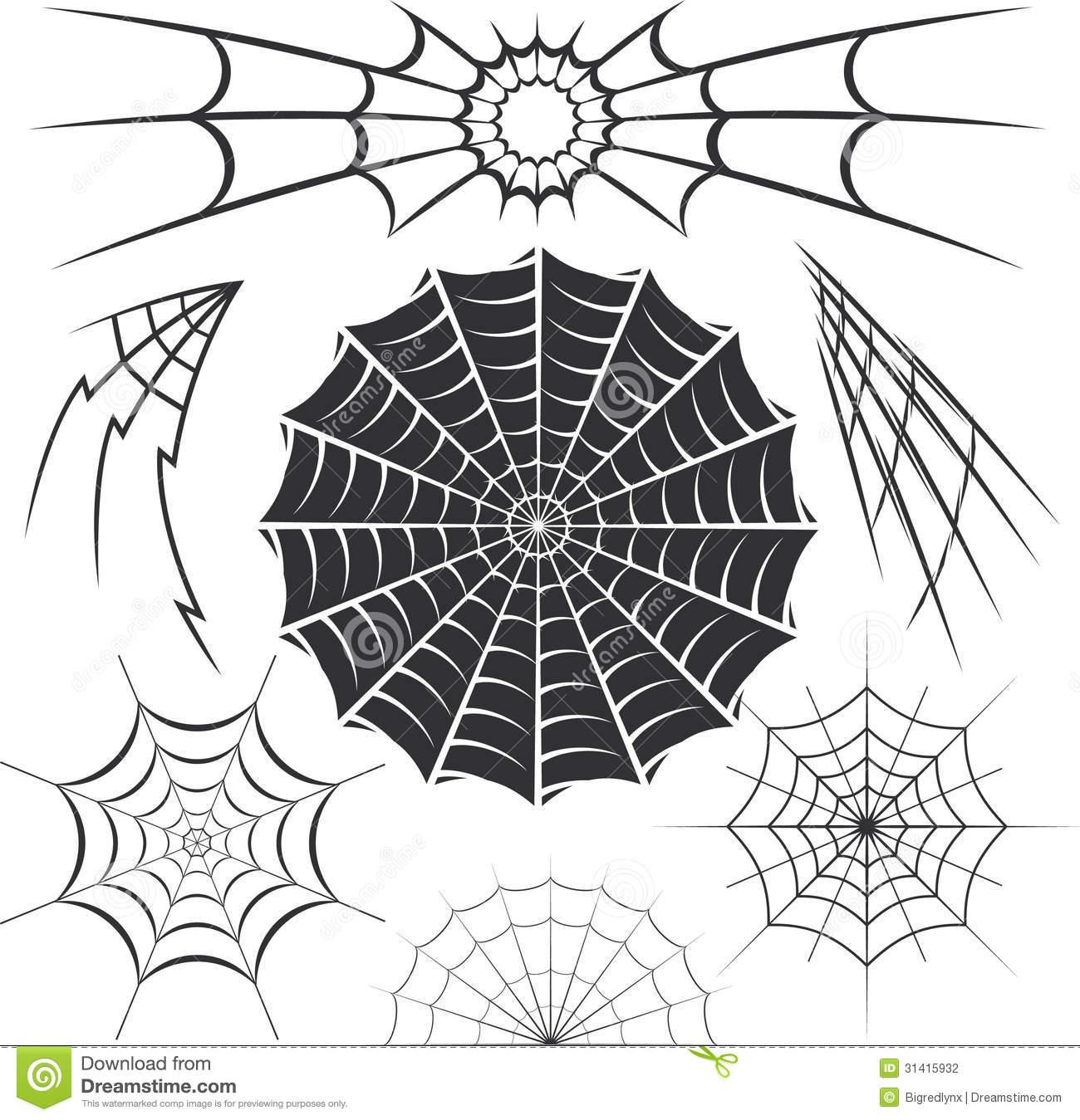 Spider Webs Designs