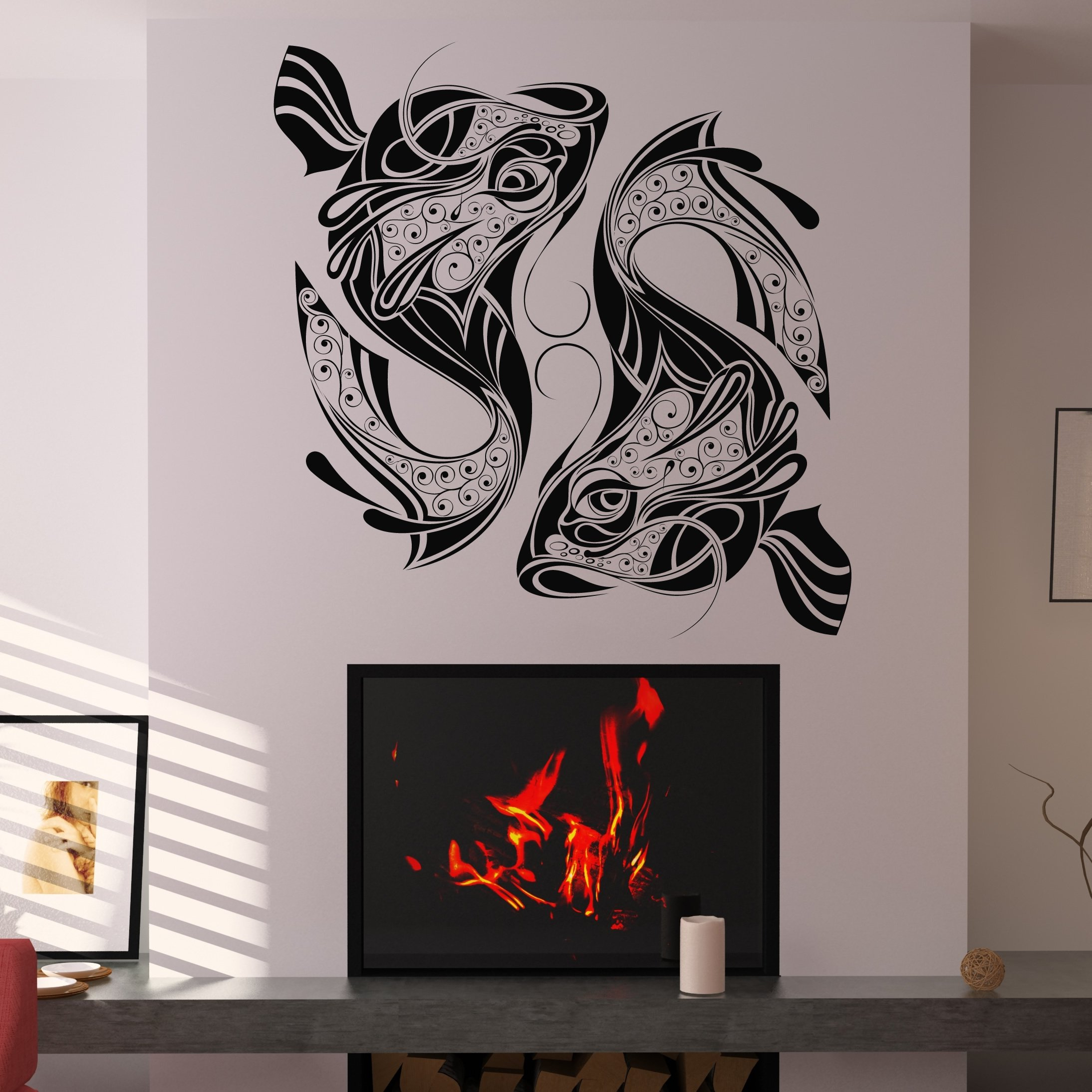 17 Architectural Wall Graphics Images