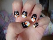 9 cute animal nail design