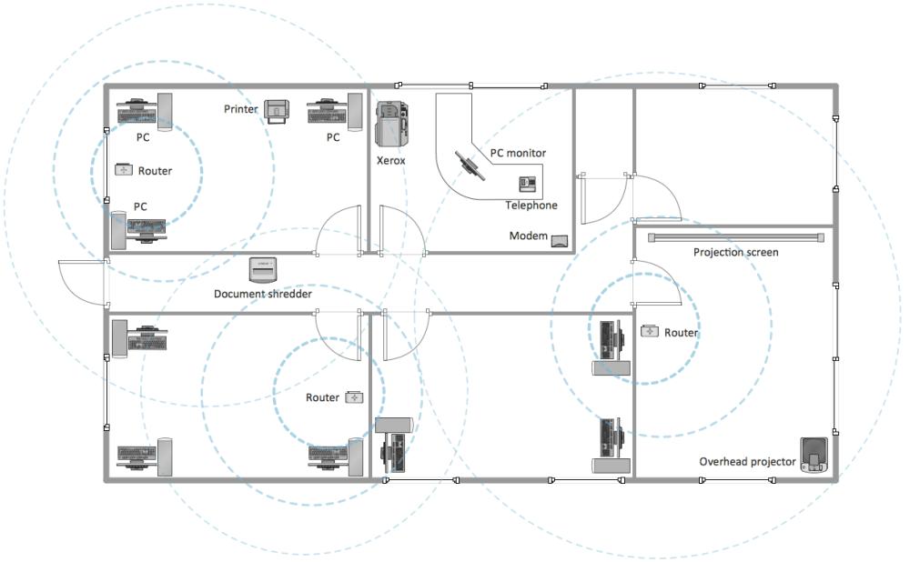 medium resolution of office building layout plan