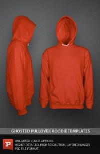 12 PSD Women's Hoodies Images - Pullover Hoodie Mockup ...