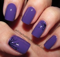 14 Very Simple Nail Designs Polish Images - Cute Easy Nail ...