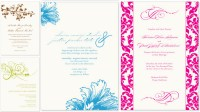 17 Border Designs For Invitations Images - Free Clip Art ...