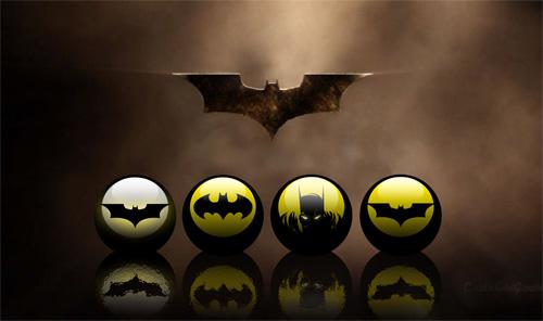 9 Batman Cool Folder Icons Images  Batman Computer Icon