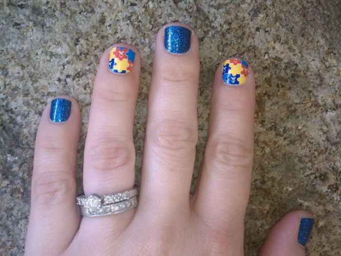 Awesome Cute At Home Nail Designs Photos Interior Design Ideas