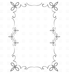 free vector decorative frame borders [ 1200 x 1200 Pixel ]