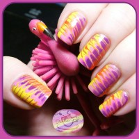 13 Toothpick Nail Designs Images - Easy Nail Designs with ...