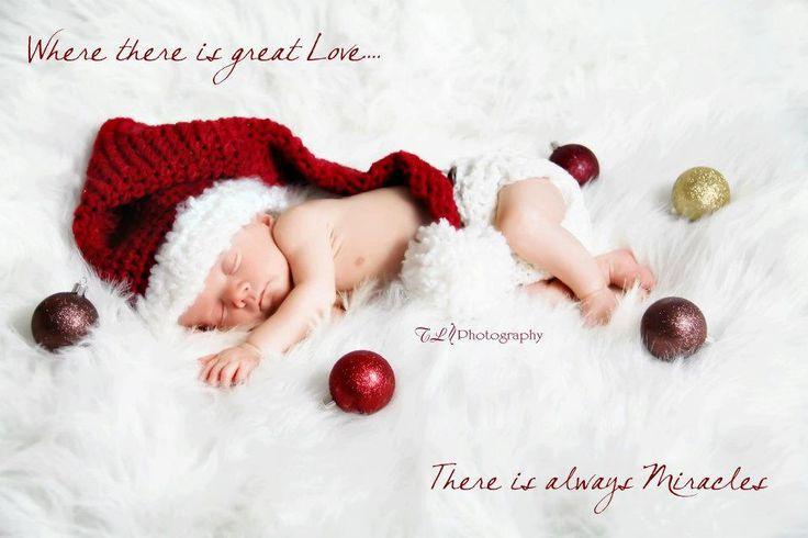 19 Newborn Christmas Photography Babies Images Newborn