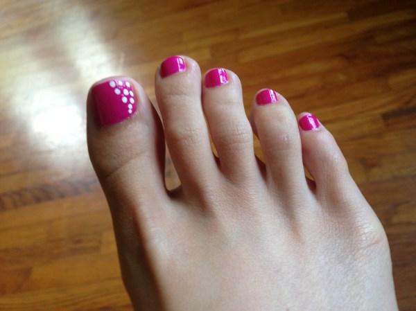 8 Toe Nail Art Design - And