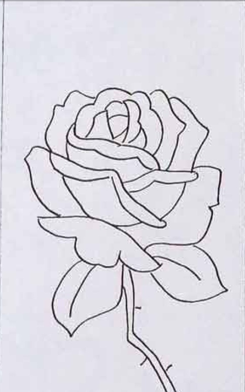14 rose embroidery designs