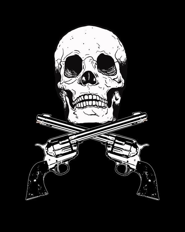 17 free vector skulls
