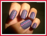 15 Black Acrylic Nail Designs Tumblr Images - White Nail ...