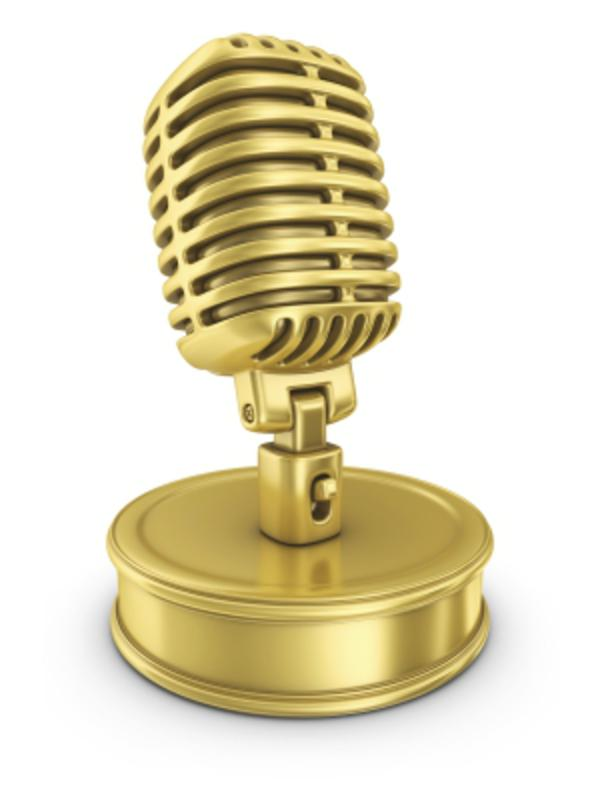 11 gold microphone psd