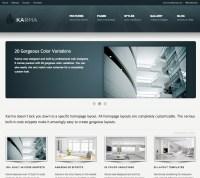 15 Executive Website Designs Images - Best Corporate ...