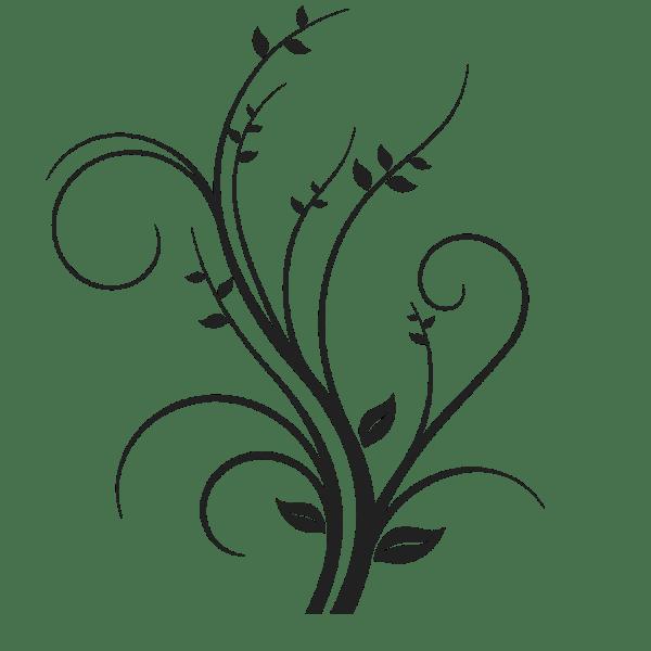 vector flourish design