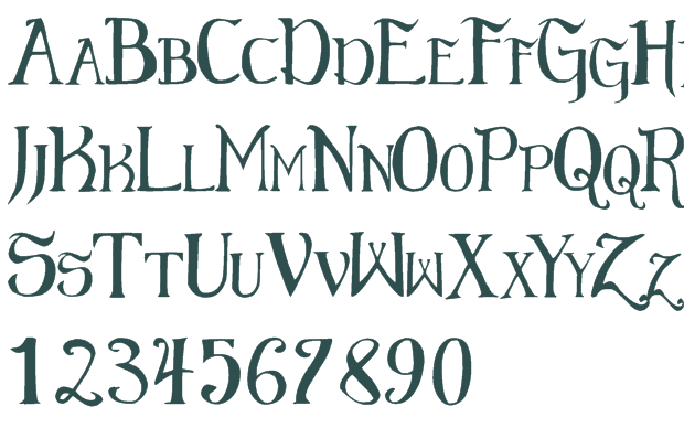 17 Free Medieval Fonts Images Gothic Fonts German