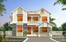 Front View House Plans Designs