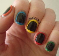 19 Cool Easy Nail Designs For Short Nails Images