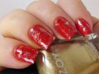 14 New Nail Polish Designs Images - Black Nail Polish ...