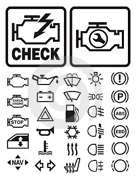 Bmw Warning Lights Mini Massey Ferguson Warning Lights