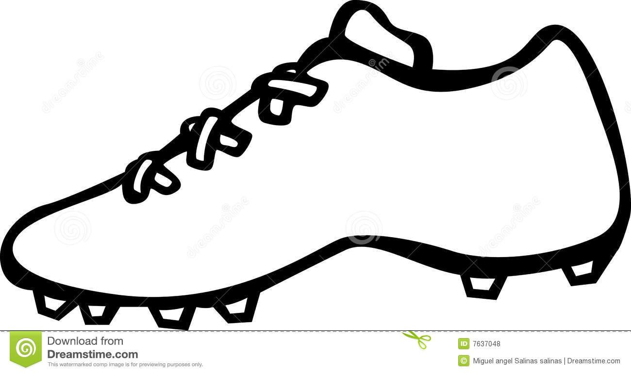 14 Soccer Shoe Vector Art Free Images