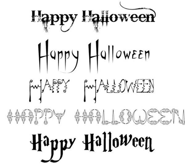 free halloween schriftarten # 10