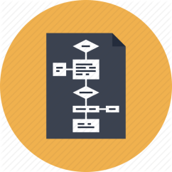 Business Process Flow Diagram Symbols 98 S10 Headlight Wiring 14 Icon Images - Medical Improvement, Icons And ...