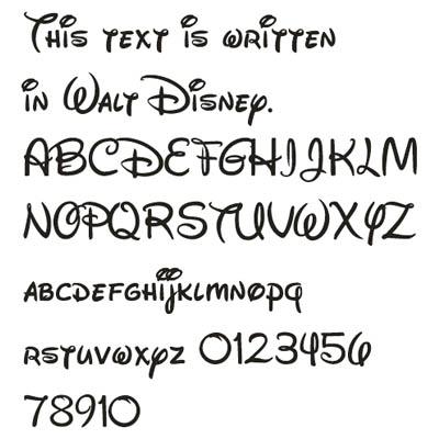 18 Alphabet Disney Font Images Disney Font Alphabet