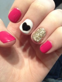15 Nail Designs For Really Short Nails Images