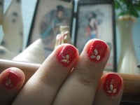15 Nail Designs For Really Short Nails Images - Simple ...