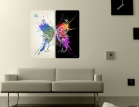Modern Wall Paintings Living Room - Bestsciaticatreatments.com