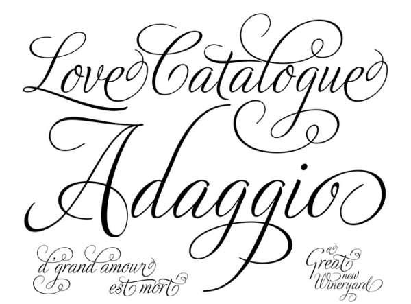 free wedding fonts # 65