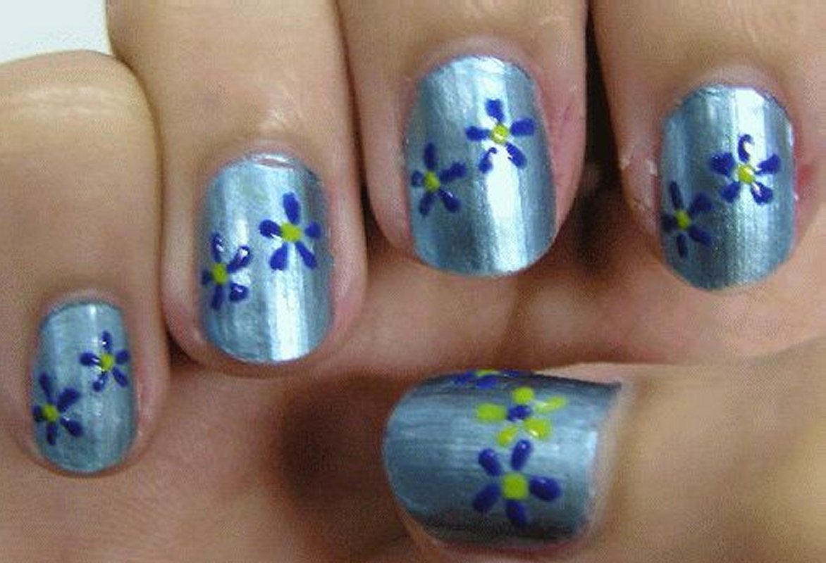 16 Nail Designs For Beginners Images