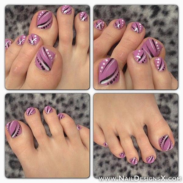 16 Long Toe Nail Designs Images Long Acrylic Nail Art Long Toenail Women Toe Nails And Bling Toe Nail Designs Newdesignfile Com