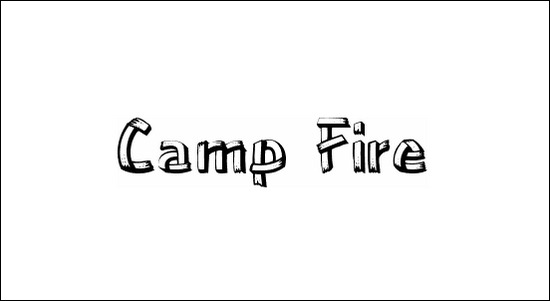 folding table and chairs set camping lazy boy gaming chair uk 17 wood font images - camp fire regular font, log free download letter ...