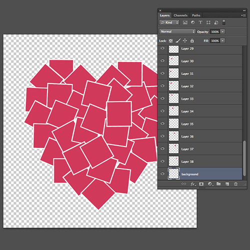 14 Heart Frame PSD Template Images Photoshop Frames