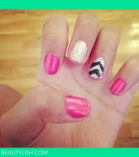 13 Pretty Nail Designs Images