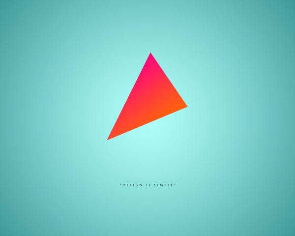 Simple Graphic Design - Cool And