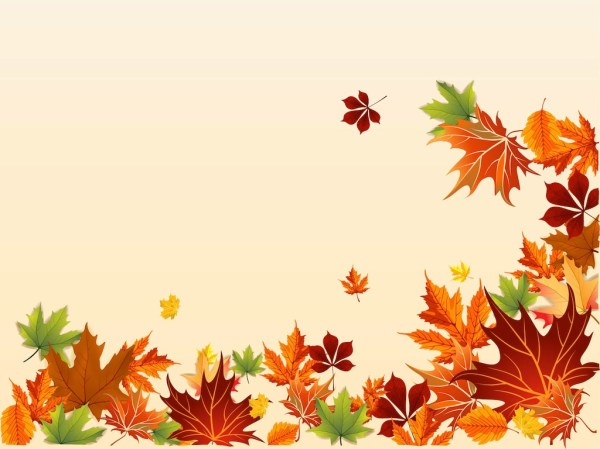 fall vector art