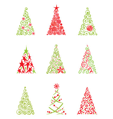 free vector christmas file page