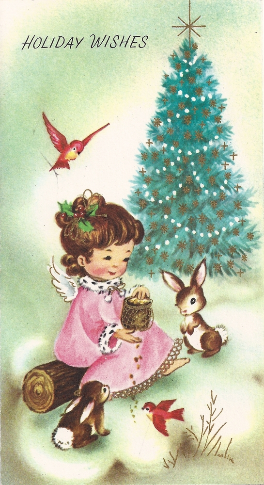 vintage merry christmas graphics