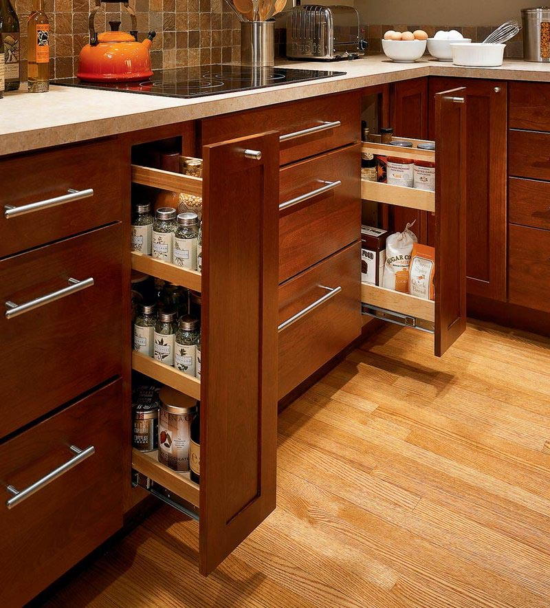 my top kitchen cabinet features i would